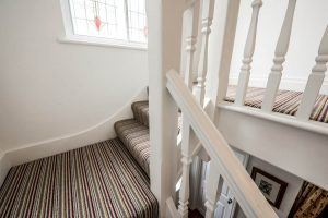 stripe-carpet-installed-on-stairs-by-beckenham-carpets (12)